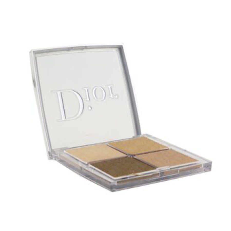 Dior Backstage Glow Face Palette (highlight & Blush) 0.35 oz # 005 Copper Gold Makeup 3348901530880