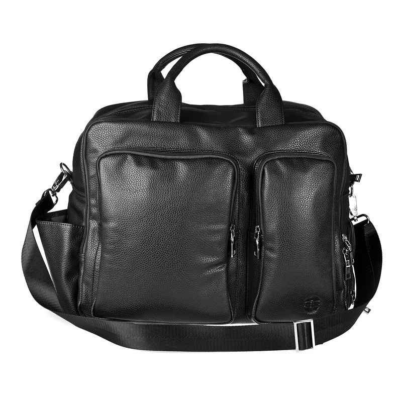 Hero Hayes Black Travel Bag 325bla