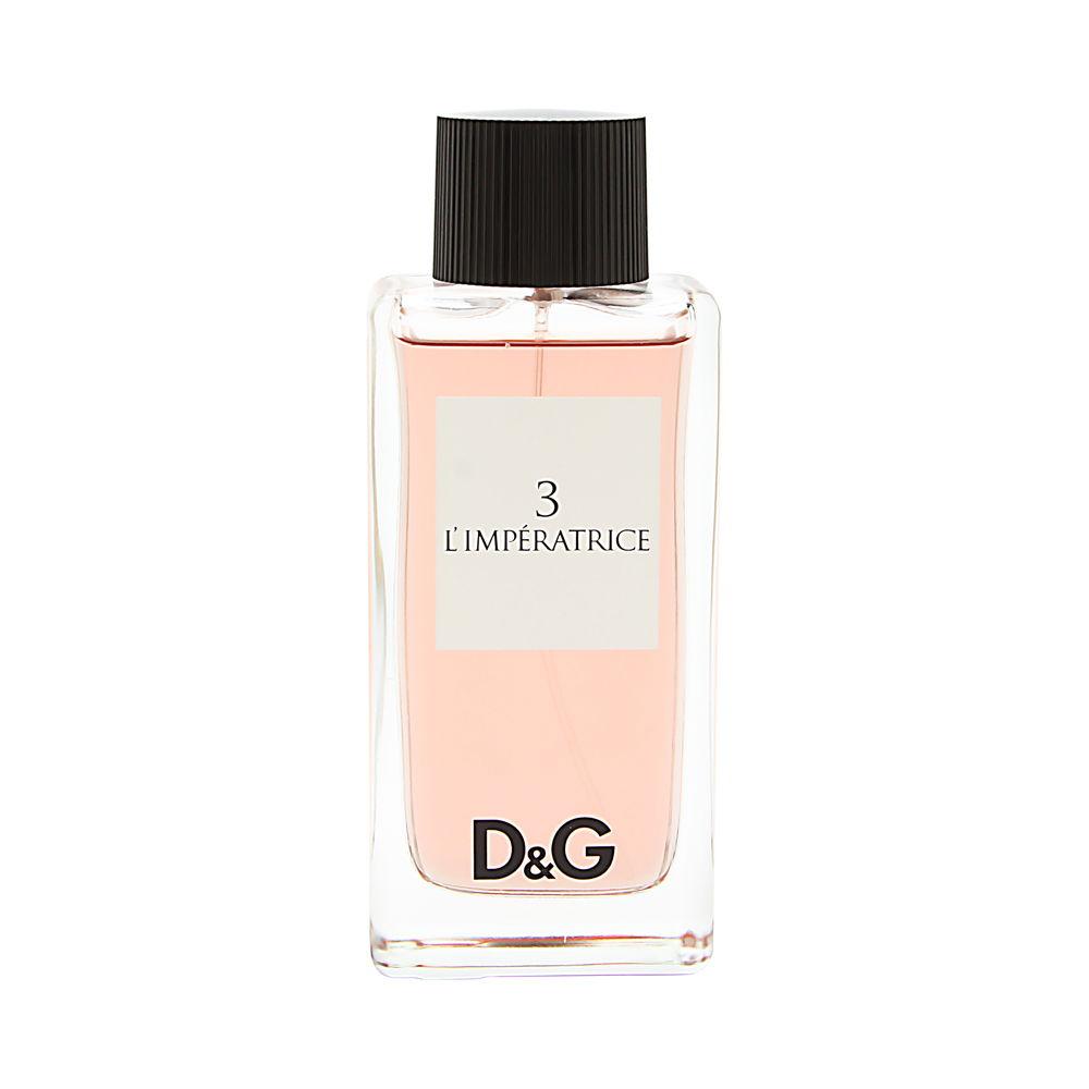 Dolce & Gabbana Ladies L'imperatrice 3 Edt Spray 3.4 oz (tester) (100 Ml) In N,a