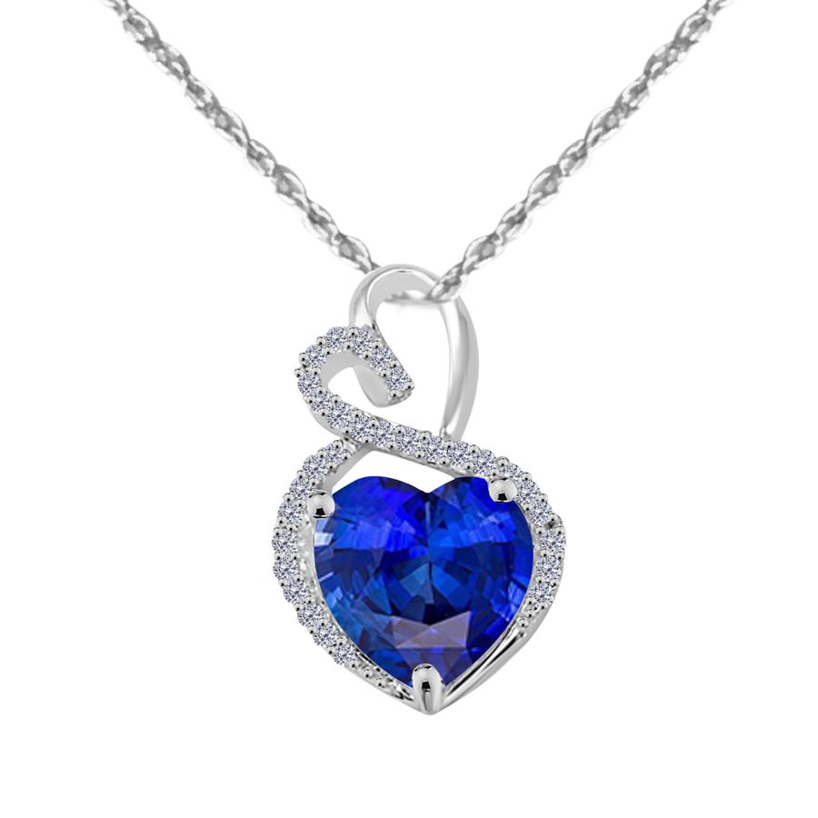 Maulijewels Ladies Jewelry & Cufflinks Mpd0158-wb-dtz In Metallic