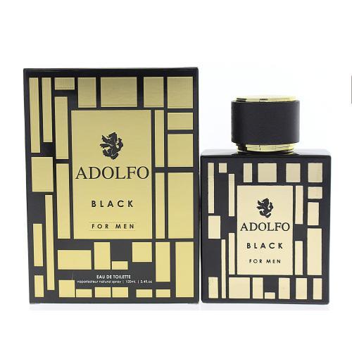 Adolfo Black /  Edt Spray 3.4 oz (100 Ml) (m)