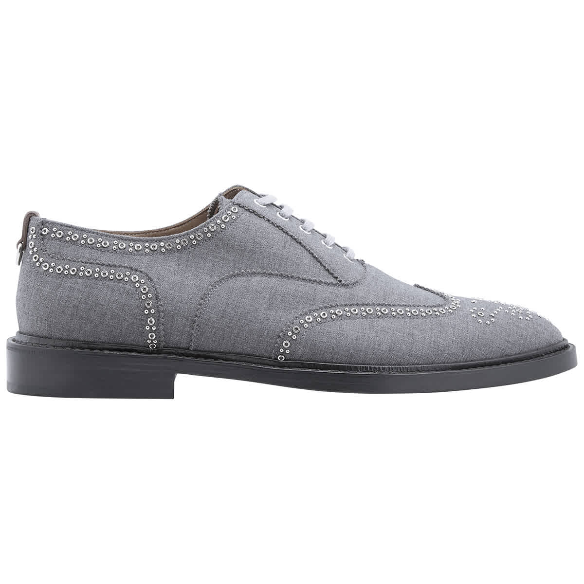 Burberry Mens Lennard Leather Oxford Brogues