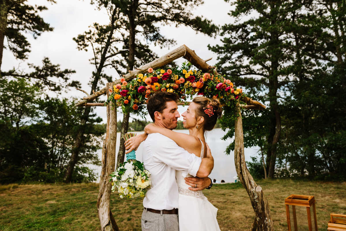 Lauren & Jack | Private Home | Barnstable, MA