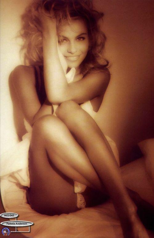 Памела Андерсон в юные годы (68 фото)
