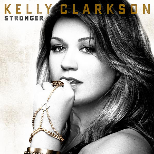 Kelly clarkson stronger cd playlist