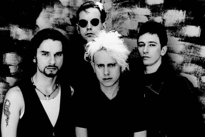 Depeche mode и фото
