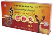 на упаковке данной эффективной добавки к пище для потенции мужчин изображен олень и сложные китайские буквы