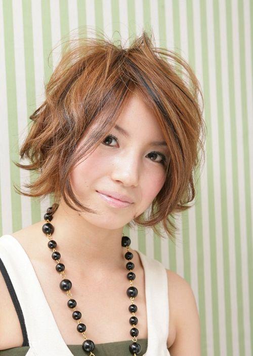 стрижки на волнистые волосы без укладки фото