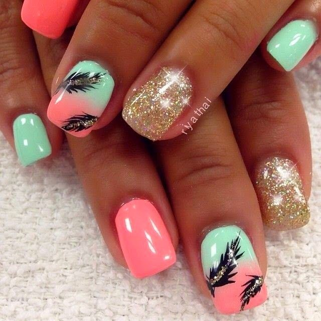 Cute nails designs 2015