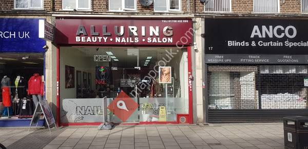 Alluring nails elm park