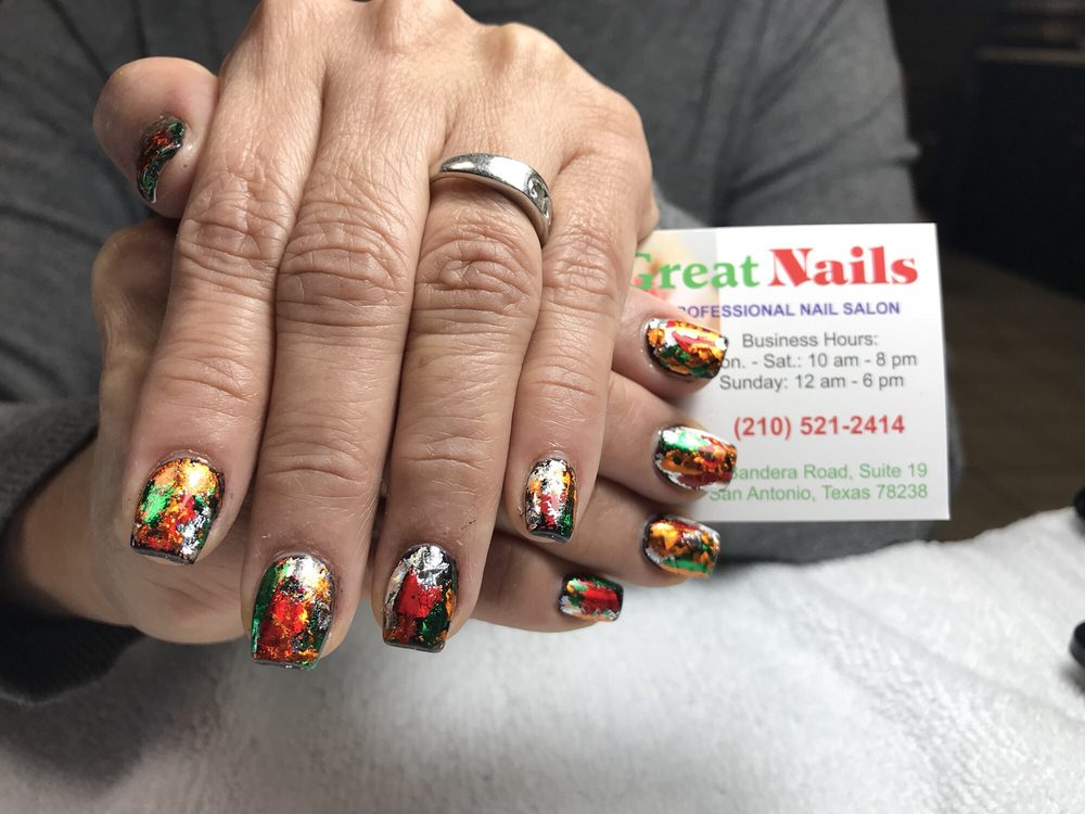 Great nails hours