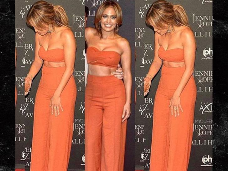 Jennifer lopez pregnancy pictures
