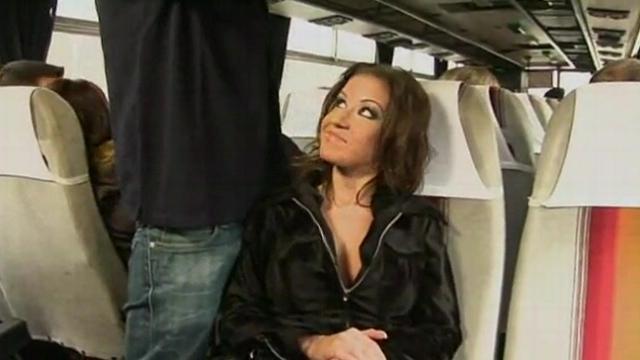 В автобусе порно скачать