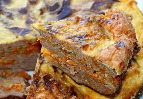 Печень по царски рецепт