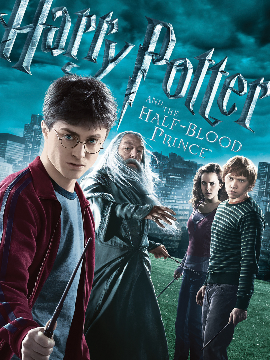Harry potter and the half blood prince video clip