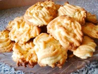 Печенье через мясорубку рецепт с майонезом с фото старинный