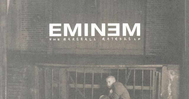 Eminem mathers marshall lp