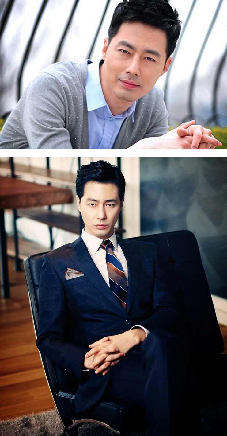 Корейский знаменитый актер
