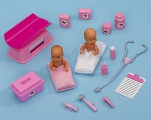 Как самим собрать кукольные вещи