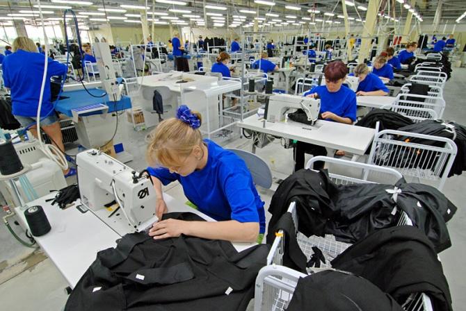 Бизнес план открытие швейного цеха