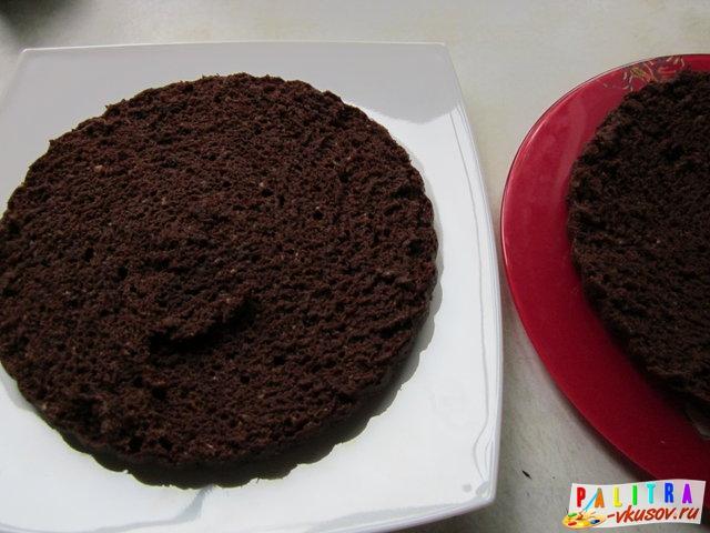 Простой корж для торта рецепт