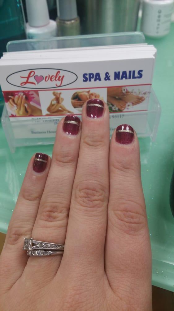 Lovely nails goleta