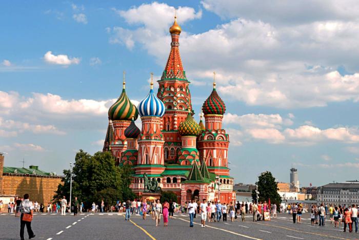 Московские храмы и церкви