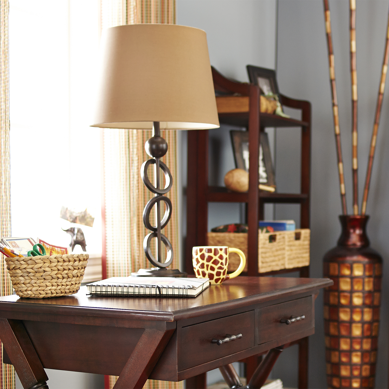 Iron Rings Table Lamp