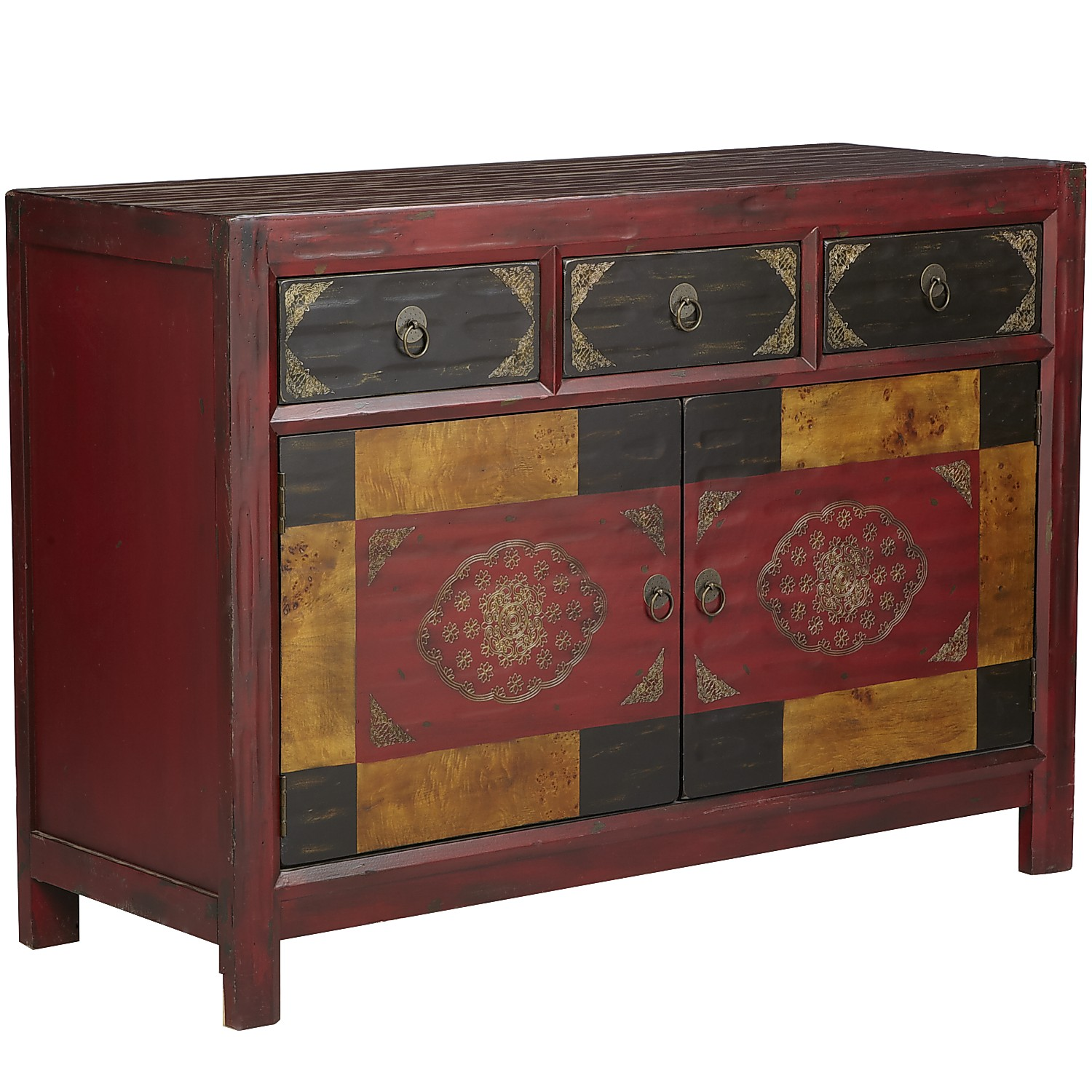 """Alston Hand-Painted 48"""" TV Stand"""