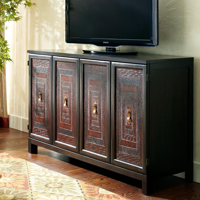 Terracotta TV Stand