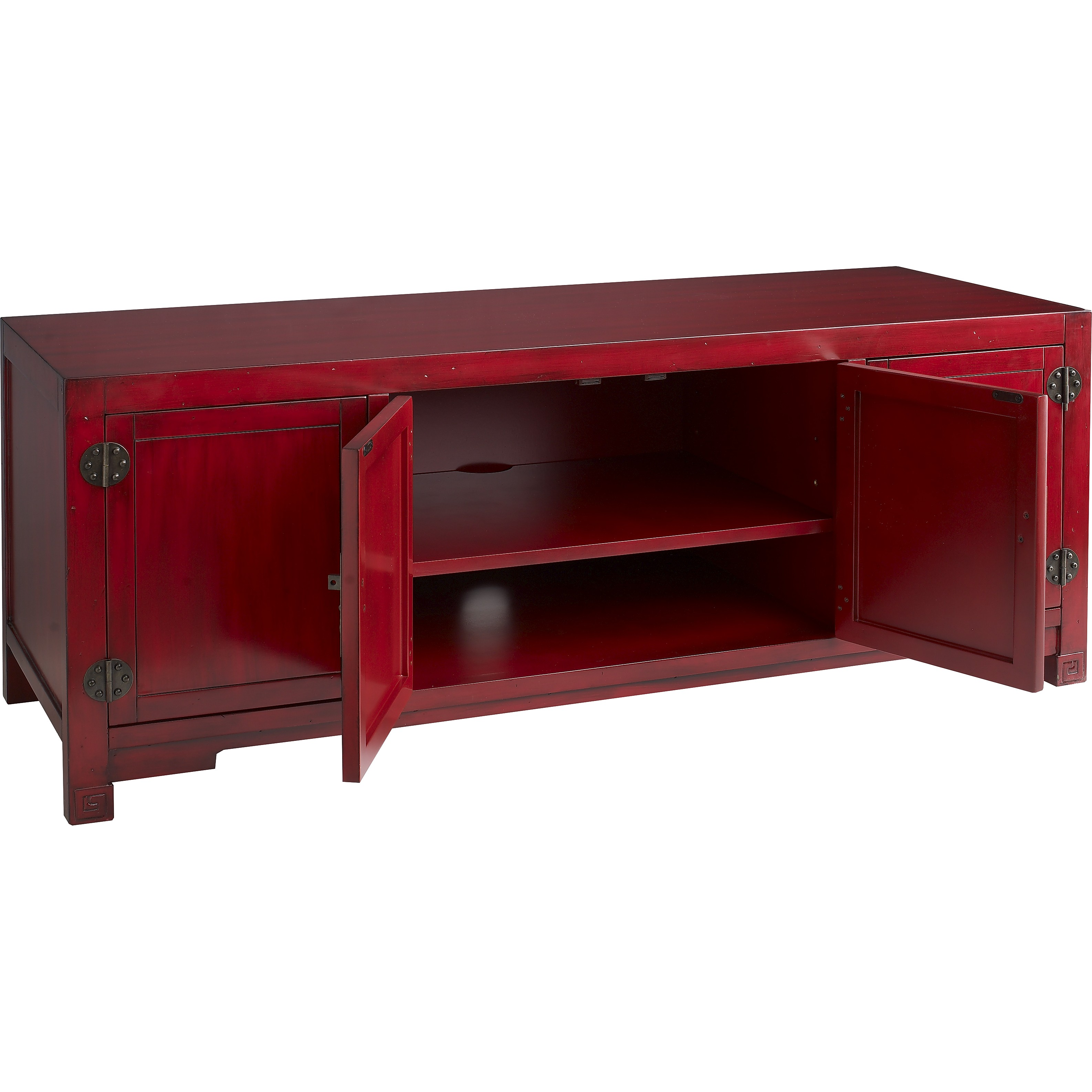 Mei TV Stand - Red