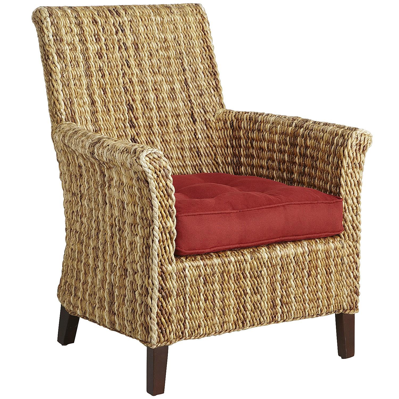 Sonita  Wicker Armchair