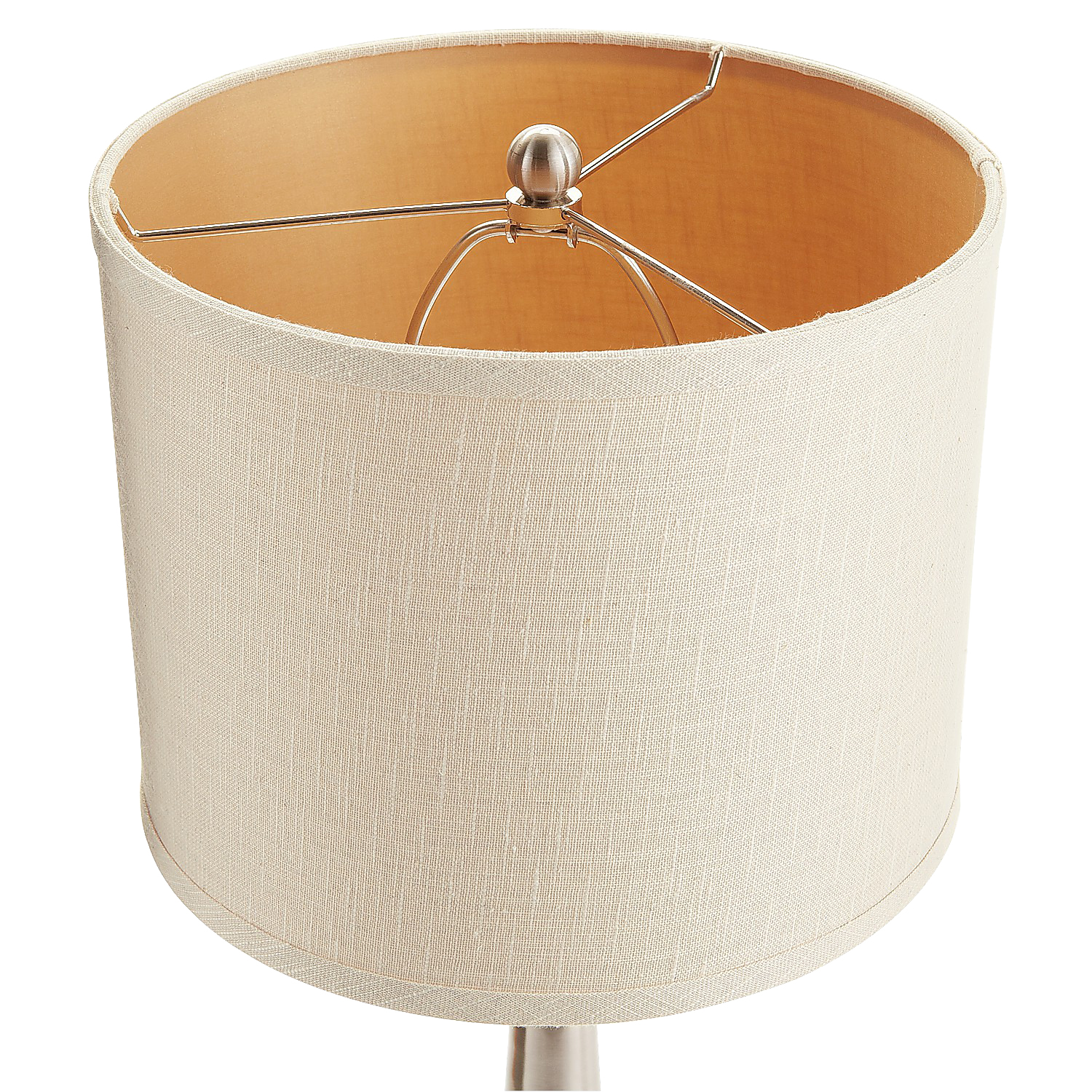 Genie Silver Table Lamp