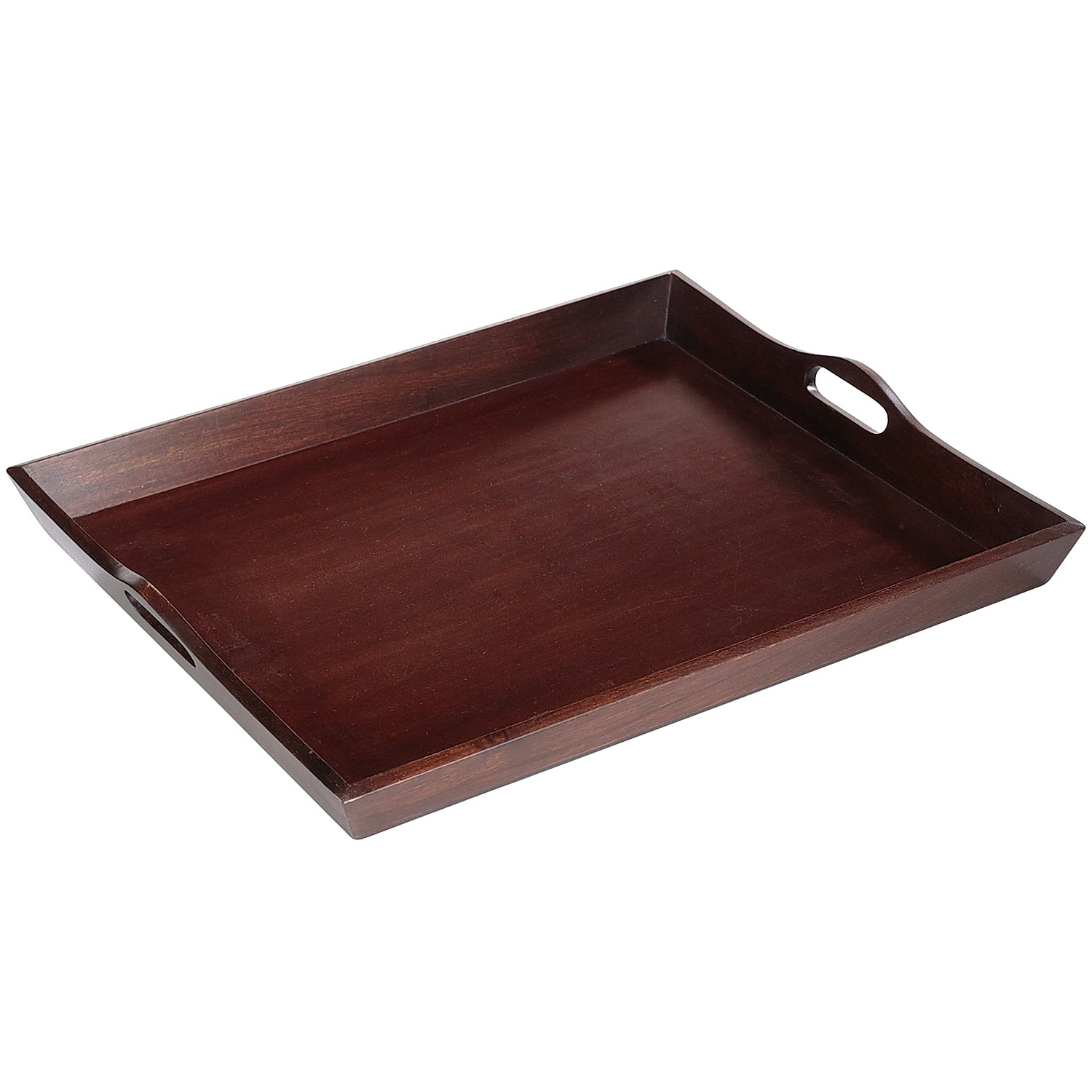 Oversized Wooden Tray