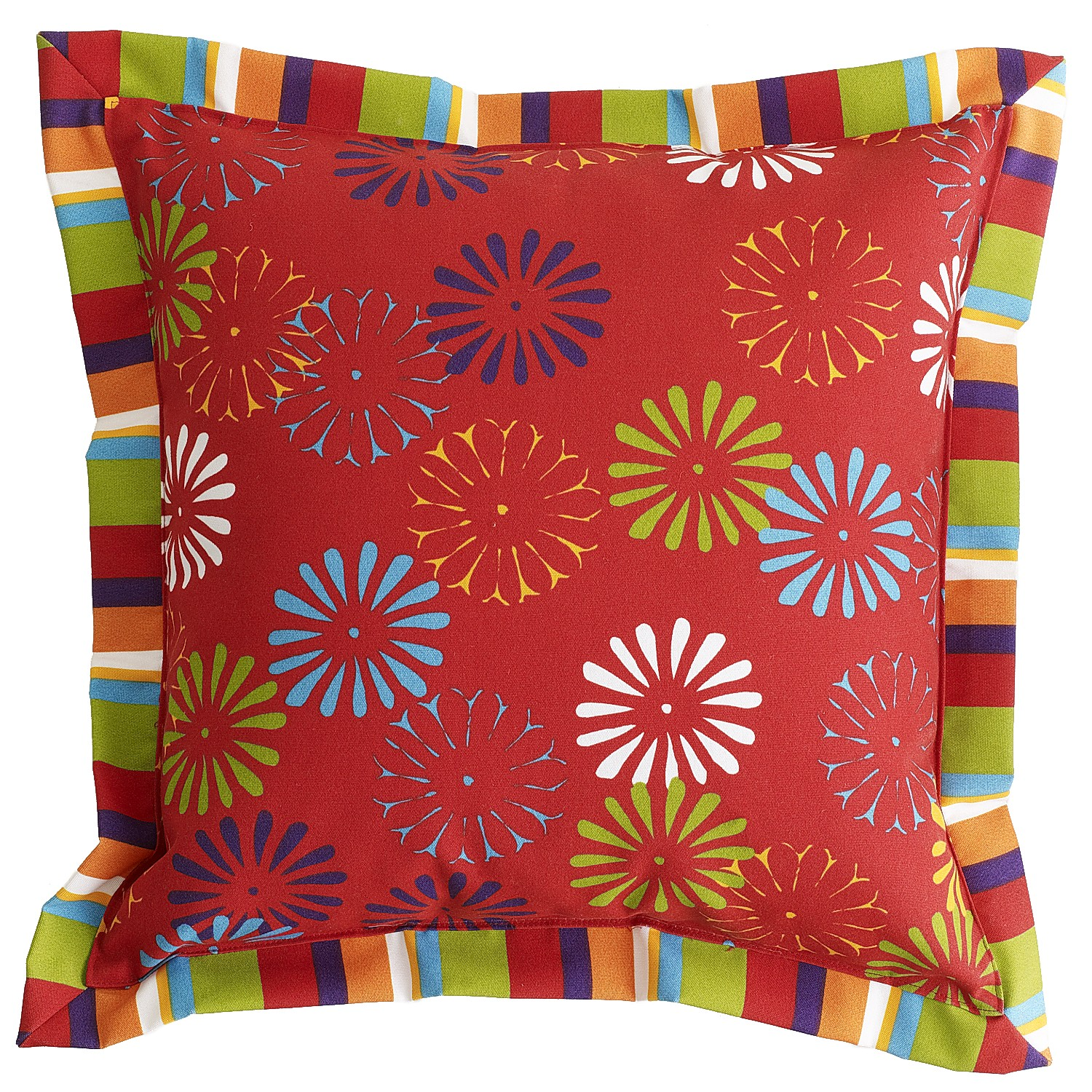 Scatter Daisy Pillow