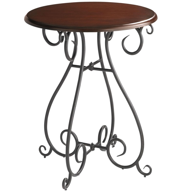 Chesington Tuscan Brown Bar Table