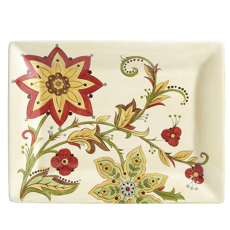 Carynthum Rectangle Serving Platter