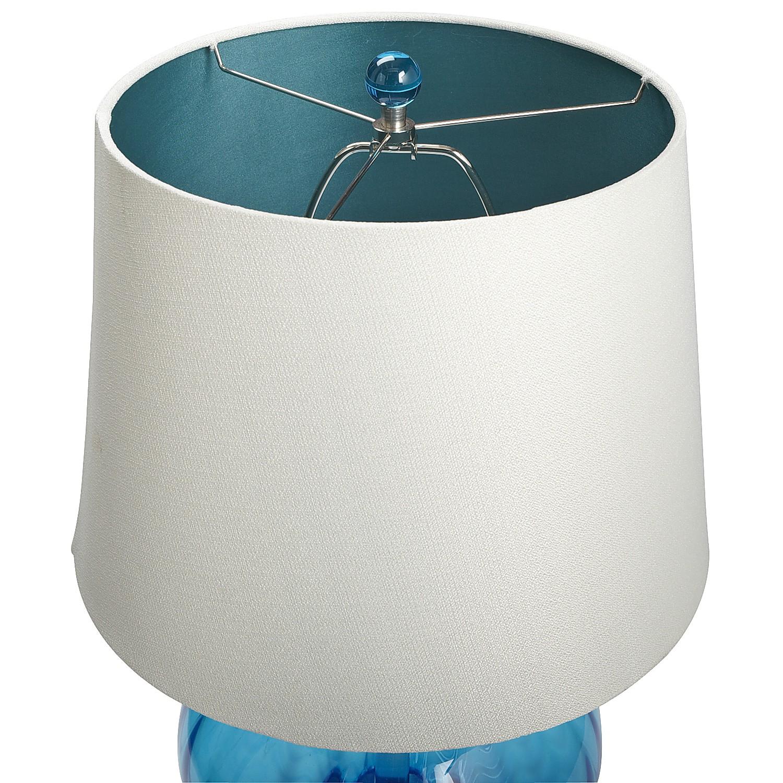 Sphere Lamp - Turquoise