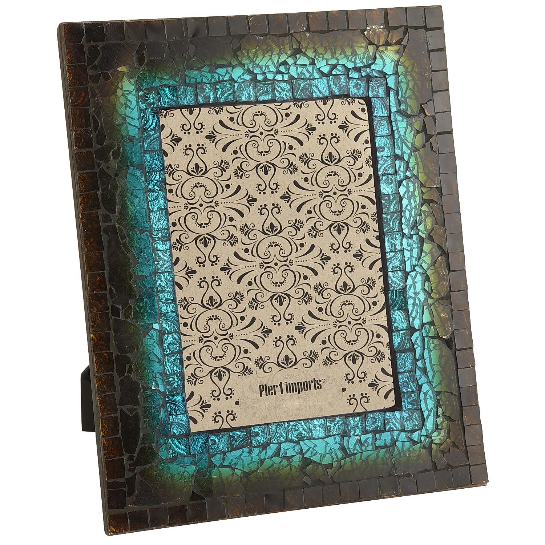 Mosaic 5x7 Photo Frame