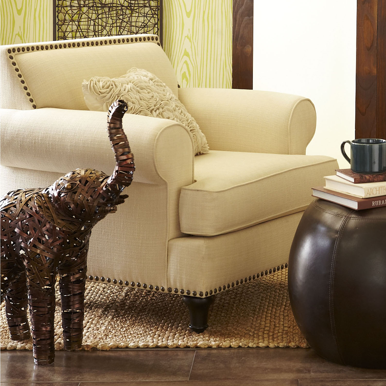 Crazy Weave Iron Elephant