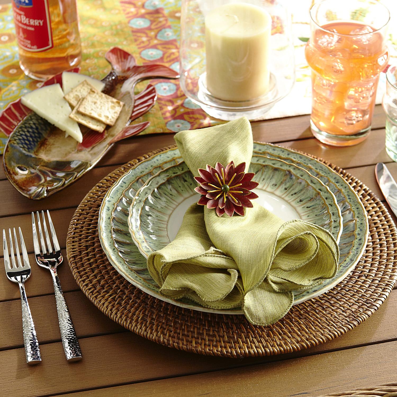 Variegated Dinner Napkin