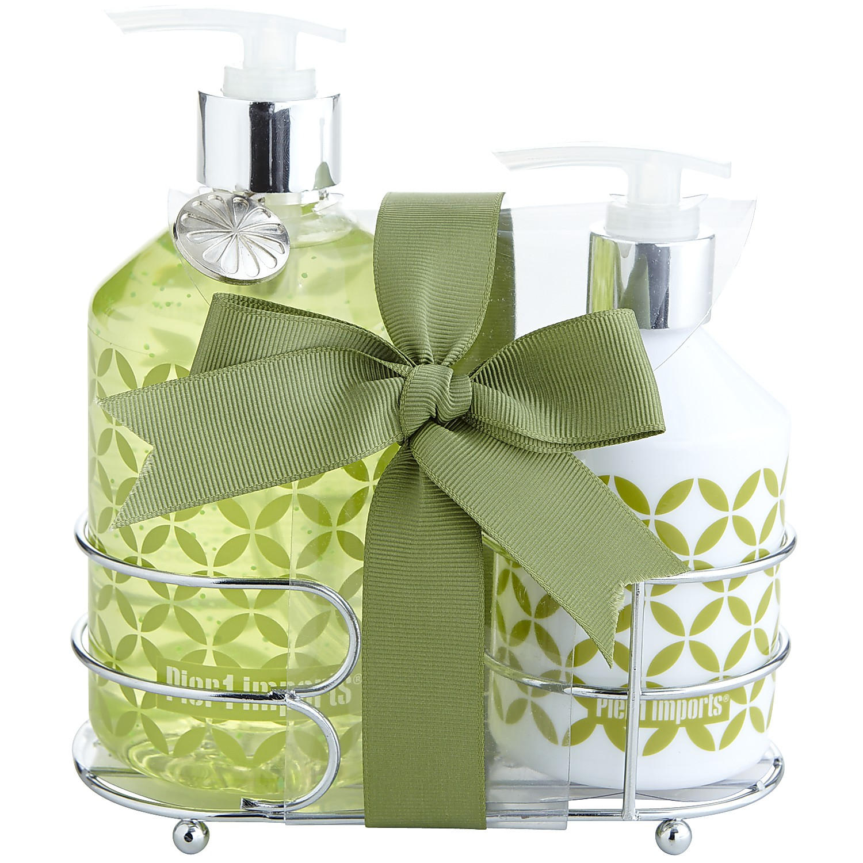Citrus Cilantro® Soap & Lotion Caddy