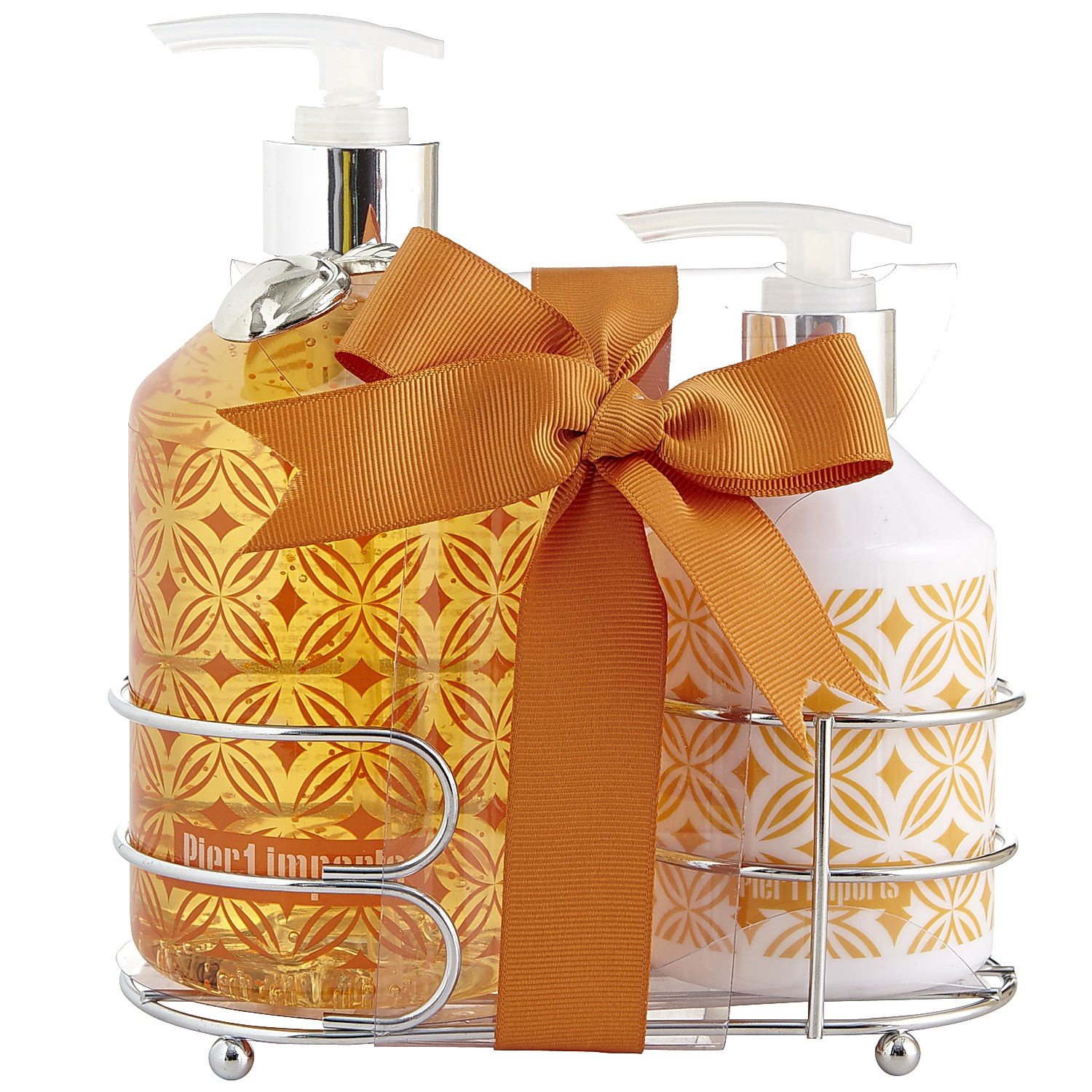 Ginger Peach® Soap & Lotion Caddy