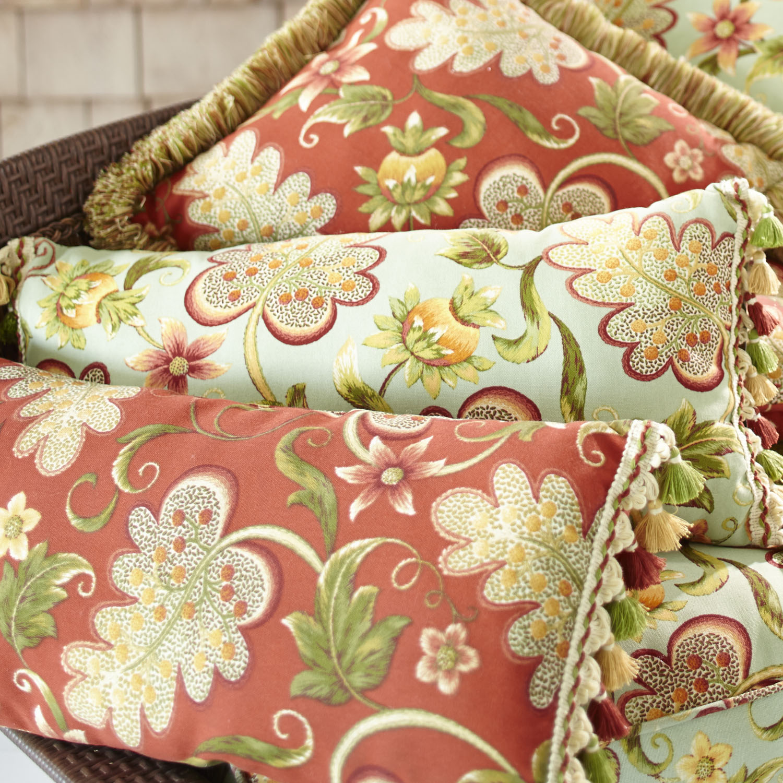 Angelique Lumbar Pillow