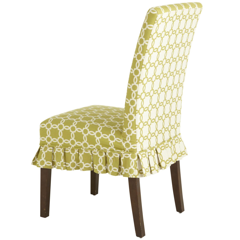 Dana Chair Slipcover - Green