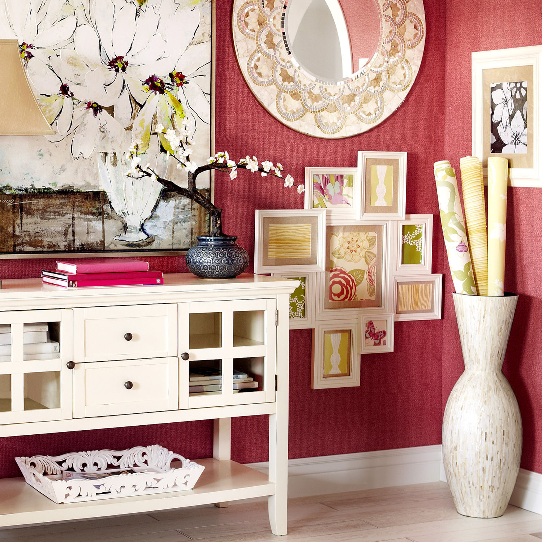 Savannah White Collage Photo Frame