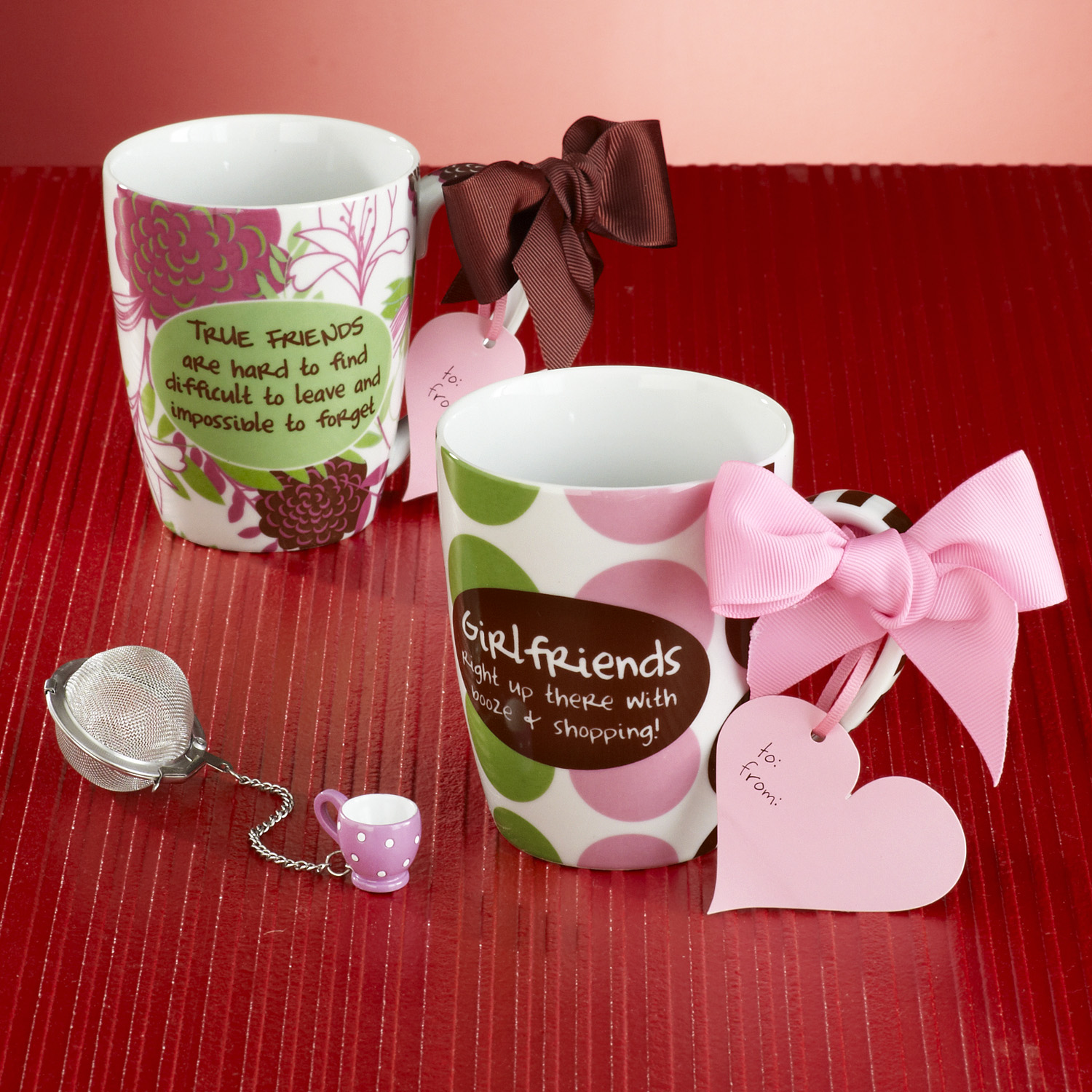 Girlfriends Boxed Mug