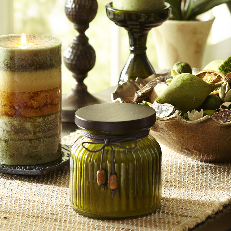 Citrus Cilantro® Filled Candle