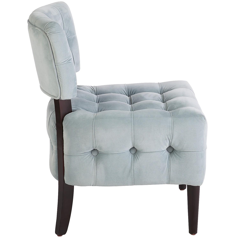 Fionn Chair - Blue Velvet