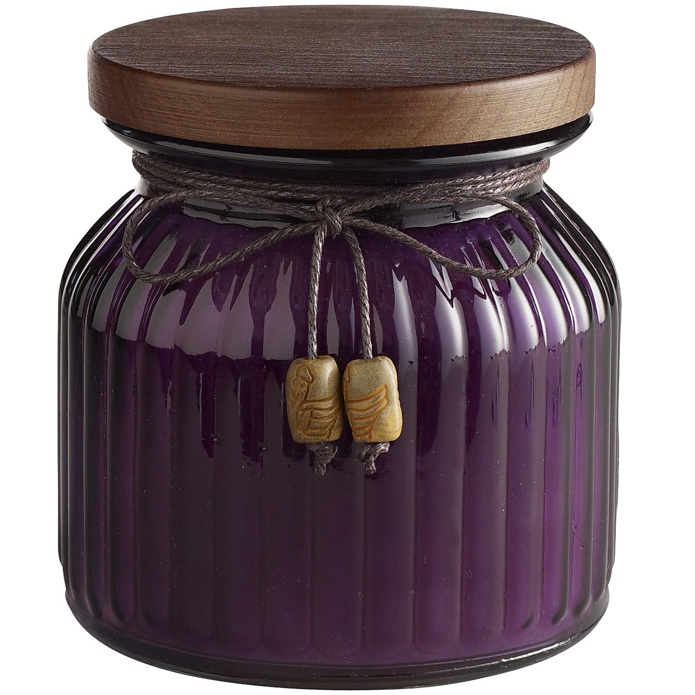 Lavender Filled Candle